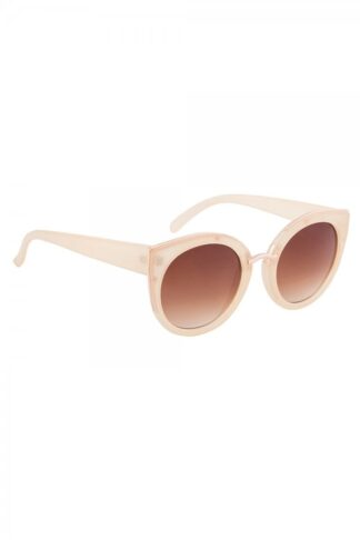 Tyra Retro Sunglasses In Pink size: ONE SIZE, colour: Pink